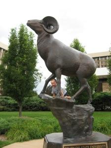 """Colorado State University """"The Rams"""""""