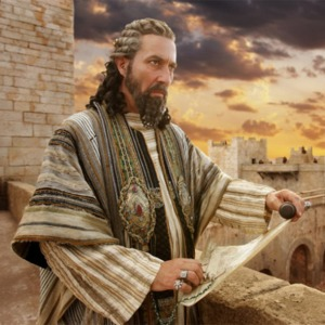 Ciarán Hinds as King Herod the Great, in The Nativity Story, 2006 movie
