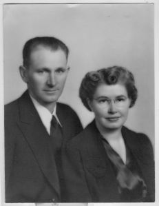 Carden and Bertha Qualls