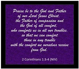 2 Cor 1 3-4